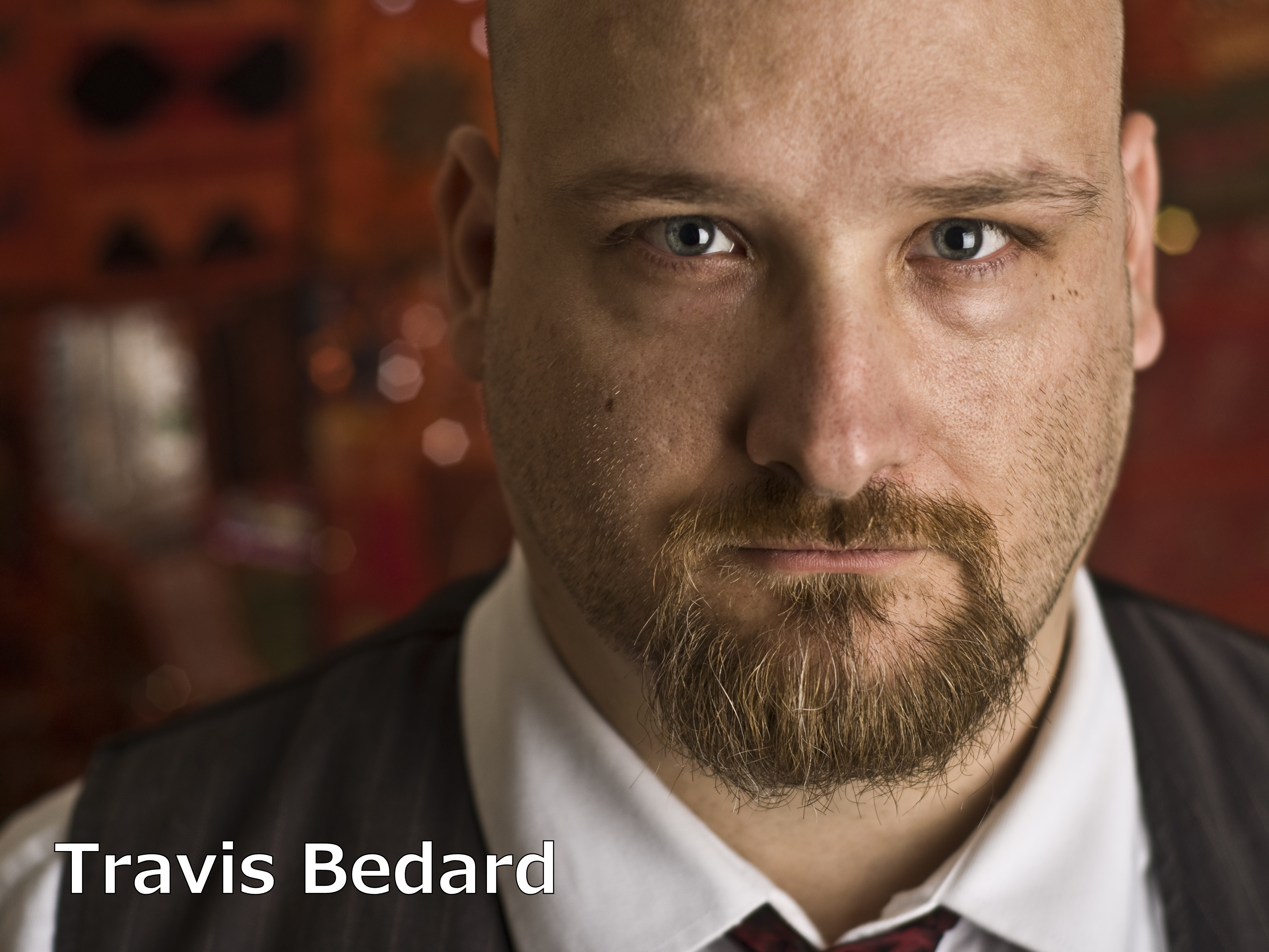 Travis Bedard Headshot 2012